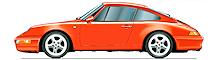 Porsche 993: 1993-1998