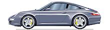Porsche 997: 2004-