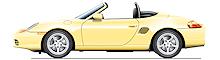 Porsche Boxster: 1997-