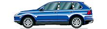 Porsche Cayenne: 2003-