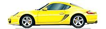 Porsche Cayman: 2005-
