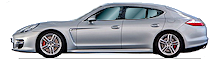 Porsche Panamera : 2009-