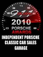 2010 Porsche Independent Car Sales Garage for Classic Cars