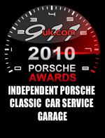 2010 Porsche Independent Car Service Garage for Classic Cars