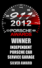 2012 Porsche Independent Car Service Garage