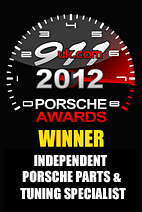 2012 Porsche Independent Parts and Tuning Supplier