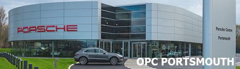 2015 Official Porsche Centre (OPC) - Gold Award