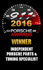 2016 Porsche Independent Parts and Tuning Supplier